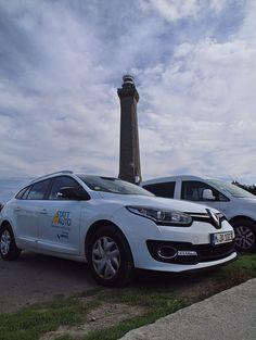 Vielen Dank für das tolle Foto vom Phare d'Eckmühl bei Penmarc'h in der Bretagne 🇫🇷  #Stattauto #München #CarSharing #Urlaub