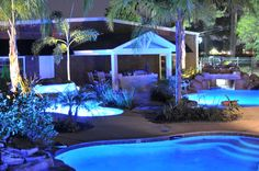 LED Colorlogic 4.0 swimming pool and spa lights
