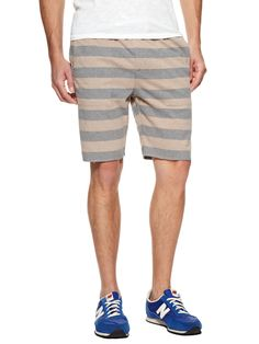 Fleece Knit Shorts by SLVDR at Gilt