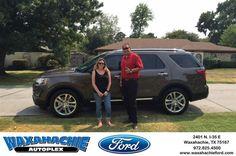 https://flic.kr/p/LxPbTX | Happy Anniversary to Lizley on your #Ford #Explorer…