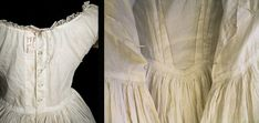 Queen Victoria's Petticoat: a rare survivor from her early wardrobe - HRP - Conservation blog