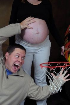 """Akward Family Photos - Not every idea is a """"slam dunk."""" (submitted by Andrea)"""