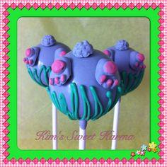 Down the bunny hole Easter cake pops. https://www.facebook.com/Kimssweetkarma