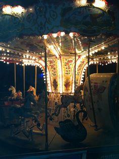 Beautiful old carousel in bangladesh...