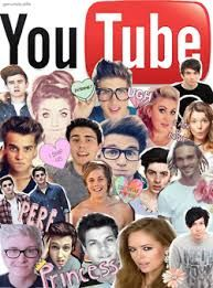 These are most of my favorite youtubers in one picture..... I spend most of my time on youtube.. oops #youtubers #British #American