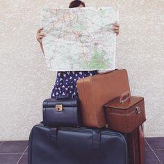 ➸ Une journée passée derrière la machine à coudre...je fais une pause et je vois vos photos de bord de mer, de montagne, de piscine, de pique nique à la campagne. Mes valises sont prêtes, qui m'emmène? ➸