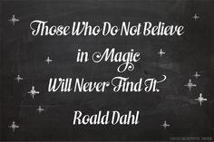 Well Said Type | 24 - magic