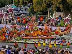 - Rose Parade: Scenes From Parades Past on HGTV