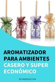 Aromatizador casero Limpieza Natural, Esential Oils, Power Clean, Natural Cosmetics, Bath Salts, Clean House, Biodegradable Products, Cleaning Hacks, Helpful Hints