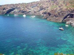cala cinque denti #mare cristallino #pantelleria