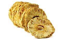 Ananasringe, Bio, Rohkostqualität, 400 g Biotin, Bio Spirulina, Maca Pulver, Pineapple, Fruit, Food, Hemp Seeds, Berries, Eten
