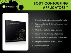 It Works Global products are amazing, healthy, all-natural…and you can get a CRAZY discount! Check out and like my website! https://m.facebook.com/Wrappingwithlauren Or wrappingwithlauren.com