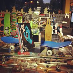 skate bookends by skate-home.com #bookends #skate #kids #decor #home #book