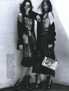 Revista Elle Brasil - Casaco Inverno 14 - lancaperfume.com.br