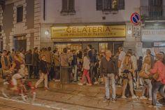 """Gelateria - """"24 heures à Milan (ou ma journée de non fashion victim)"""" by @Voyagesetc"""