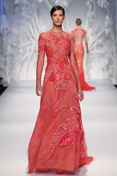 Abed Mahfouz 2013 Fall Winter Couture Collection (II) | Fashionbride's Weblog