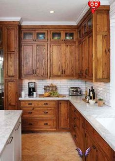 15 Stunning Kitchens with Stained Cabinets - Sincerely, Marie Designs 15 Stunning Kitchens with Stained Cabinets - Sincerely, Marie Designs<br> Many are dreaming of freshly painted cabinets but there are some beautiful stained cabinets. I've got 15 stunning examples of stained kitchen cabinets!