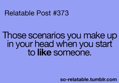 Relatable Post Liking someone Funny Teen Posts, Teenager Posts, Relatable Posts, Quotes To Live By, Me Quotes, Funny Quotes, Lol So True, Liking Someone, I Can Relate