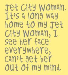 Queensryche - Jet City Woman - song lyrics music lyrics song quotes