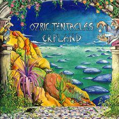 "Ozric Tentacles 1990 release ""Erpland"""