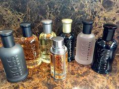 Best Fragrance For Men, Best Fragrances, Male Grooming, Top Celebrities, Straight Razor, Smell Good, Cologne, Hugo Boss, Whiskey Bottle