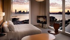 For the Exhibitionists: The Standard NYC - http://www.jetsetter.com/group/worldssexiest