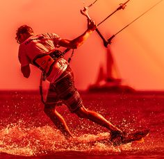 Aruba kitesurfing photography of kiteboarding and kitesurfers by Tony Filson Photography Jos Waterreus