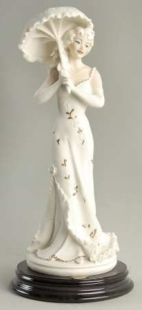 Flower Dress - With Box Bx1495 in the Armani Figurine pattern