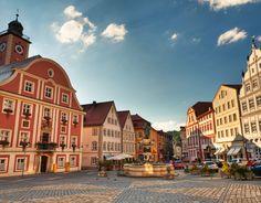 Eichstätt, Bayern.  ♥  ♥  ♥  Wir lieben Deutschland. Deutschland liebt die Trinkflasche aus Glas von EPiCO BOTTLES. Finde sie auf https://epicobottles.de/