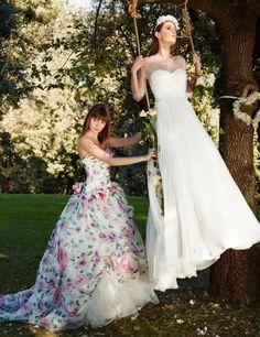 Dagli archivi di Elle sposa...romanticismo a volontà! www.tosettisposa.it #abitidasposa2015 #wedding #weddingdress #tosetti #abitidasposo #abitidacerimonia #abiti #tosettisposa #nozze #bride #modasottoleate lle #alessandrotosetti #domoadami #nicole #pronovias #alessandrarinaudo# realtime #l'abitodeisogni #simonemarulli #aireinbarcellona #rosaclara'#airebarcellona # زواج #брак #فساتين زفاف #Свадебное платье #حفل زفاف في إيطاليا #Свадьба в Италии