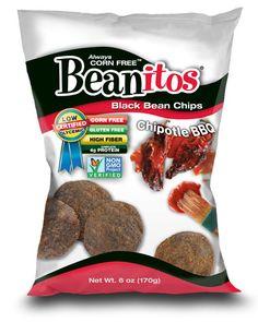 Beanitos Chipotle BBQ Black Bean Chips https://www.rodalesorganiclife.com/food/healthy-snacks-list/slide/3
