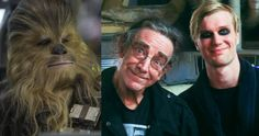 Meet The New Chewbacca Actor in 'Star Wars: The Force Awakens' -- It is revealed that a basketball player from Finland did most of the heavy lifting for Peter Mayhew in 'Star Wars 7'. -- http://movieweb.com/star-wars-force-awakens-chewbacca-actor-joonas-suotamo/