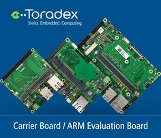 Carrier boards provide application-specific features and real world interfaces and are often combined with a COM to deliver computational brain power. Development Board, Baseboards, Tandem, Linux, Get One, Multimedia, Bluetooth, Shelf, Arm