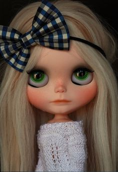 Pretty Blythe Doll