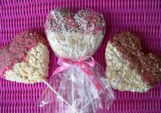 Krisipie Valentine Treats