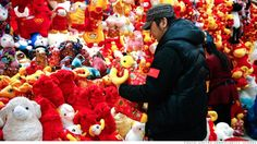 Chinese New Year 2015: A fortune teller's take on the economy