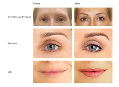 Permanent Makeup! Look natural and fabulous!   B.B. Wax & Aesthetique 13261 Ventura Blvd, Studio City, CA   Call 818-926-265 http://bbwax.com/permanent-makeup.html  **  #permanentmakeup #bestpermanentmakeup #bestbeautysalonLA #beautytips