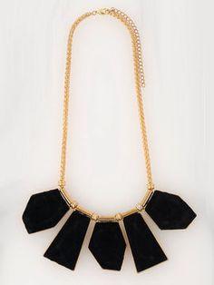 Plates necklace / (ショップスタイル): ファッションウォーカー リリディア