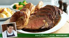 Roast Beef with Gravy recipe by Marco Pierre White