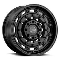 Off Road Wheels | Truck and SUV Wheels and Rims by Black Rhino Truck Rims, Truck Wheels, Wheels And Tires, Jeep Wheels, Jeep Truck, Chevy Trucks, Matte Black, 17 Black, Silverado 1500