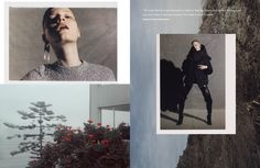 i-D Magazine - The Stars Look Very Different Today Editorial Design Magazine, Editorial Layout, Magazine Design, Graphic Design Layouts, Graphic Design Posters, Layout Design, Design Ideas, Lookbook Layout, Fashion Collage