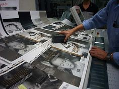 On press for Grab a Hunk of Lightning. http://www.chroniclebooks.com/blog/2013/10/18/on-press-check-for-dorothea-lange-grab-a-hunk-of-lightning/