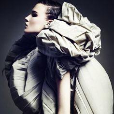 2008 vintage Atelier plise dress
