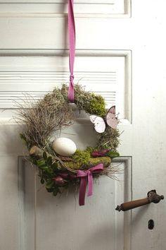 Wer wagt sich bereits an die Frühjahrsdekoration im Haus? 10 herrlich frische DIY-Ideen für den Frühling - DIY Bastelideen