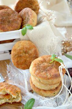 : Galletas de queso al estilo americano con albahaca y ají picante #JaquealaReina