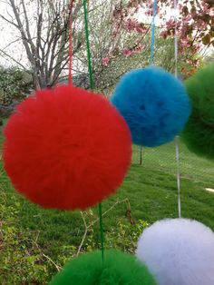 Dr Suess decorations for parties