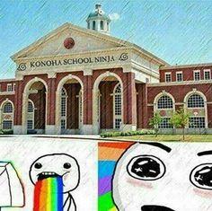 Um beijo escola
