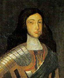 Teodósio, Prince of Brazil (1634 - 1653). Son of Joao IV and Luisa de Guzman.