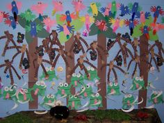 safari theme for preschool | Monday, Wednesday and Friday from 9:00 am to 11:30 am Monday ...