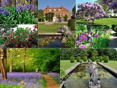People often ask where Hole Park gardens are, they are situated amongst the lovely Kent countryside. Places Of Interest, Acre, Countryside, Things To Do, English Gardens, Outdoor Structures, Travel, Gardens, Plants
